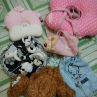Sét đồ chơi của Thu Trang