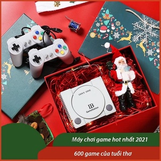 Máy Chơi Game 4 Nút GameStation IB Tích Hợp 600 Games - Phiên bản AV Máy đã kèm sẵn dây chỉ việc cắm là chơi thumbnail