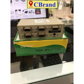 Bộ Chia VGA 1 Ra 4 Hàng Chuẩn Chất Lượng. Bảo Hành 6 Tháng C.Brand thumbnail