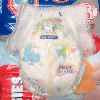Combo 100 tã quần Bobby Extra Soft size S 4-8kg