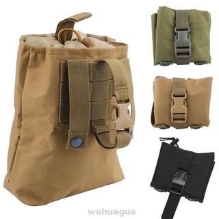 Outdoor Camping Hiking Nylon Running Foldable Sport Adjustable Strap Bag