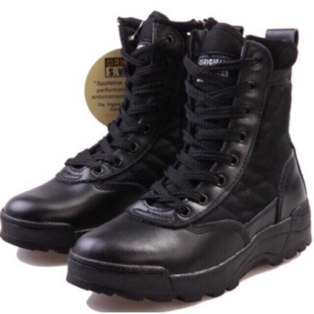 Giày Swat đi phượt