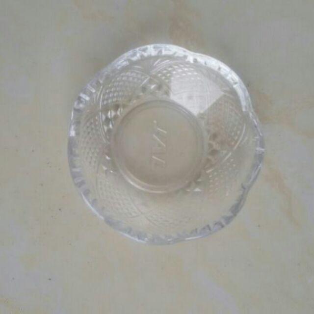 Bát nước chấm thủy tinh Japan Airline