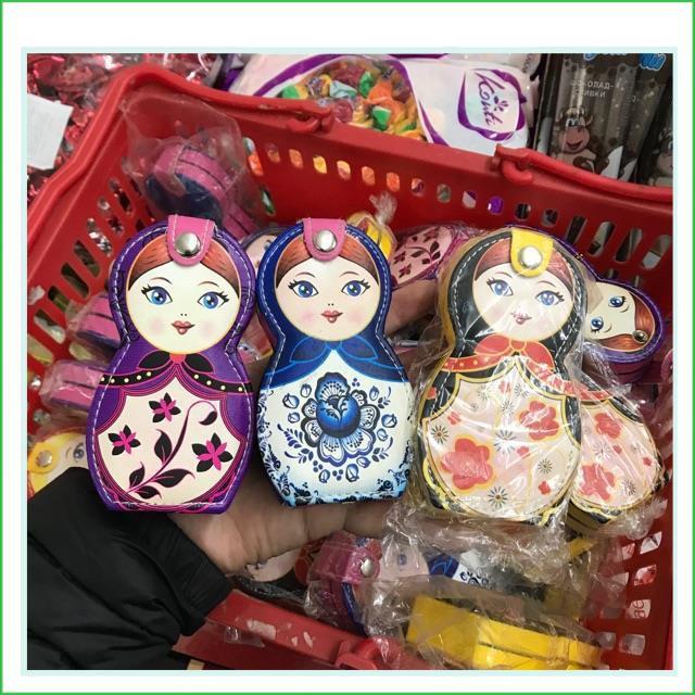 Bộ cắt móng tay gồm 6 sản phẩm của Nga.