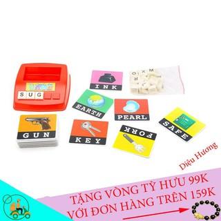 Diệu Hương – Bộ học chữ Tiếng anh tiện dụng cho bé ghép chữ Dream Toy