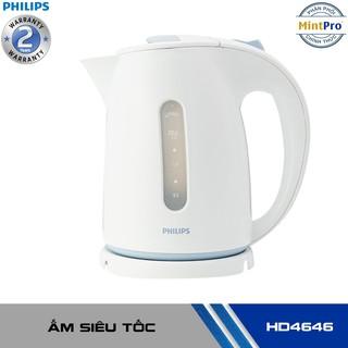 Ấm siêu tốc Philips 1.5 lít HD4646