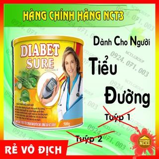 Tiểu đường DIABET SURE (500g) ( Hàng chính hãng công ty NCT3 ) thumbnail
