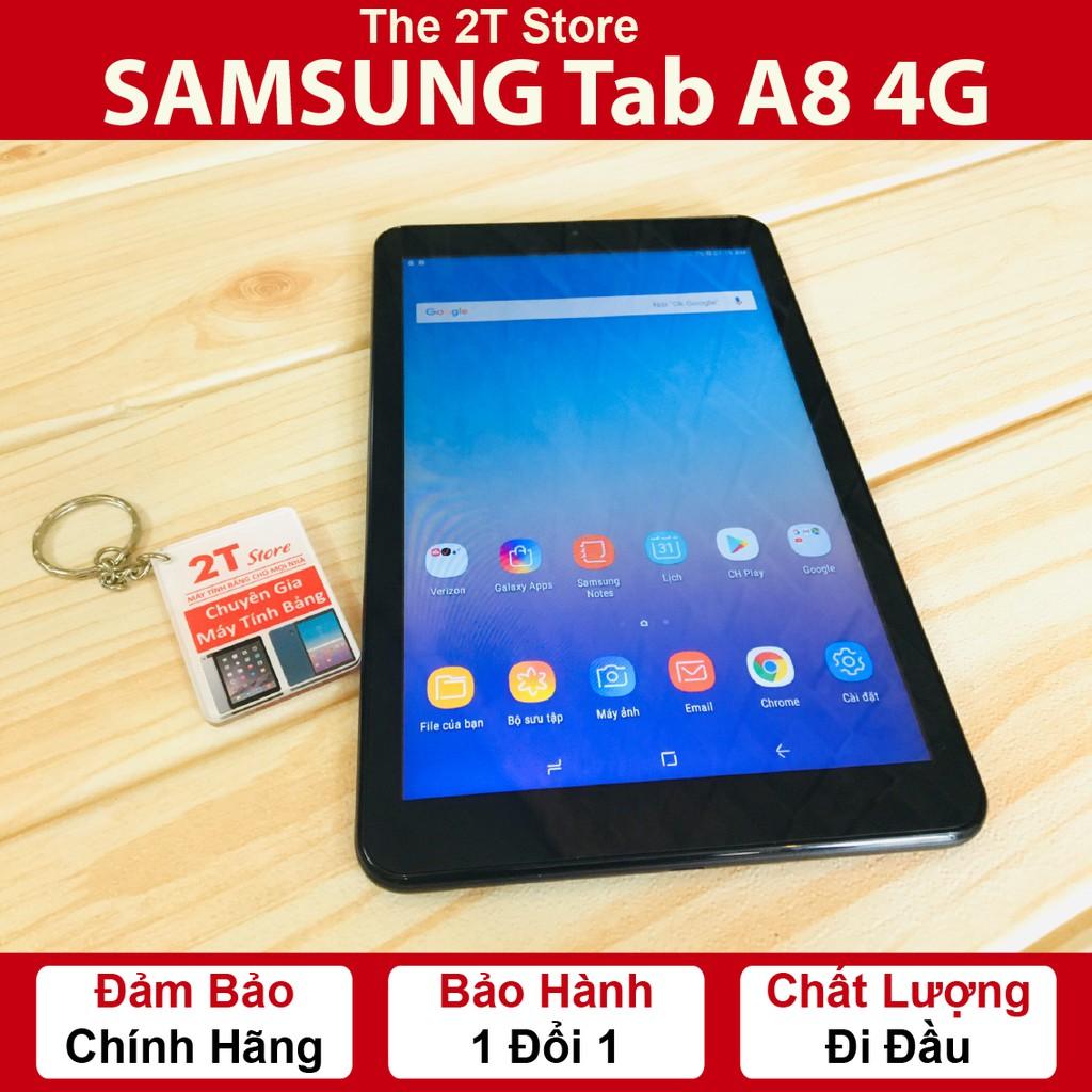 ??Máy tính bảng Samsung Tab A8 Knox Mỹ giá rẻ (Wifi + 4G)
