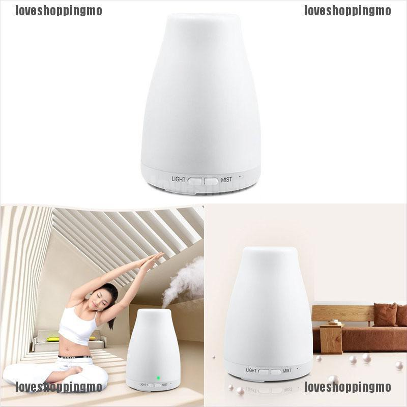 [GSOP] Air Humidifier Purifier Home Aroma Humidifier Diffuser LED Burner Aroma Diffuser LII