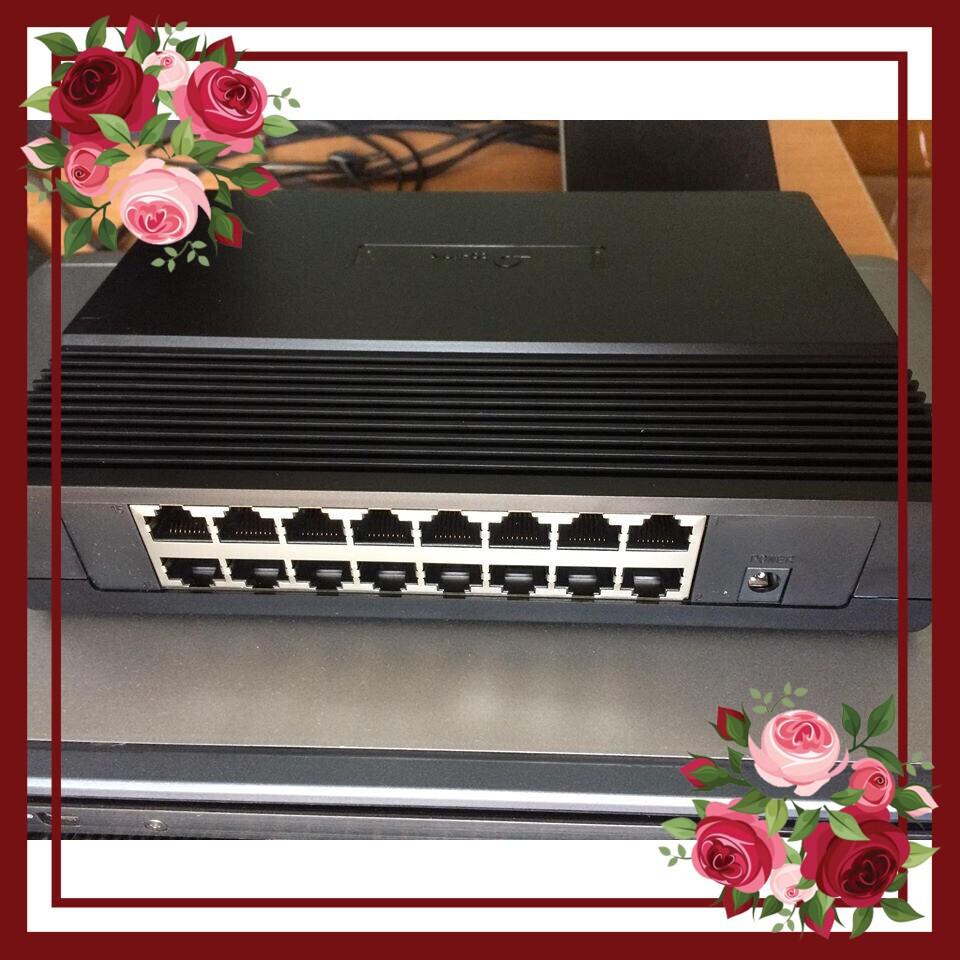 [Siêu_Sập_Sàn] Switch chia mạng TP-LINK 16 cổng 10/100Mbps TL-SF1016