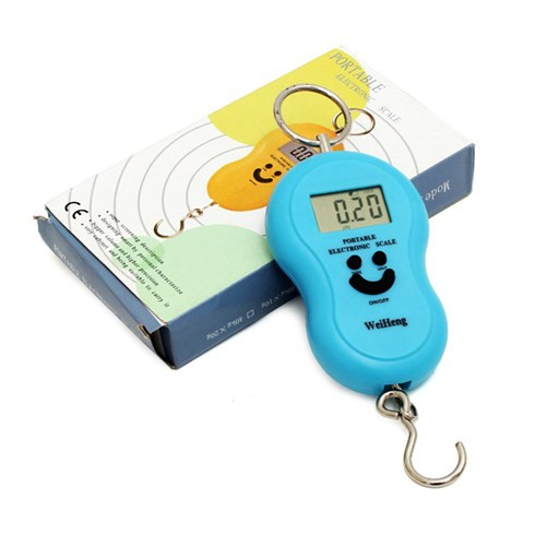 DHS Cân điện tử Portable mini cầm tay (50kg)