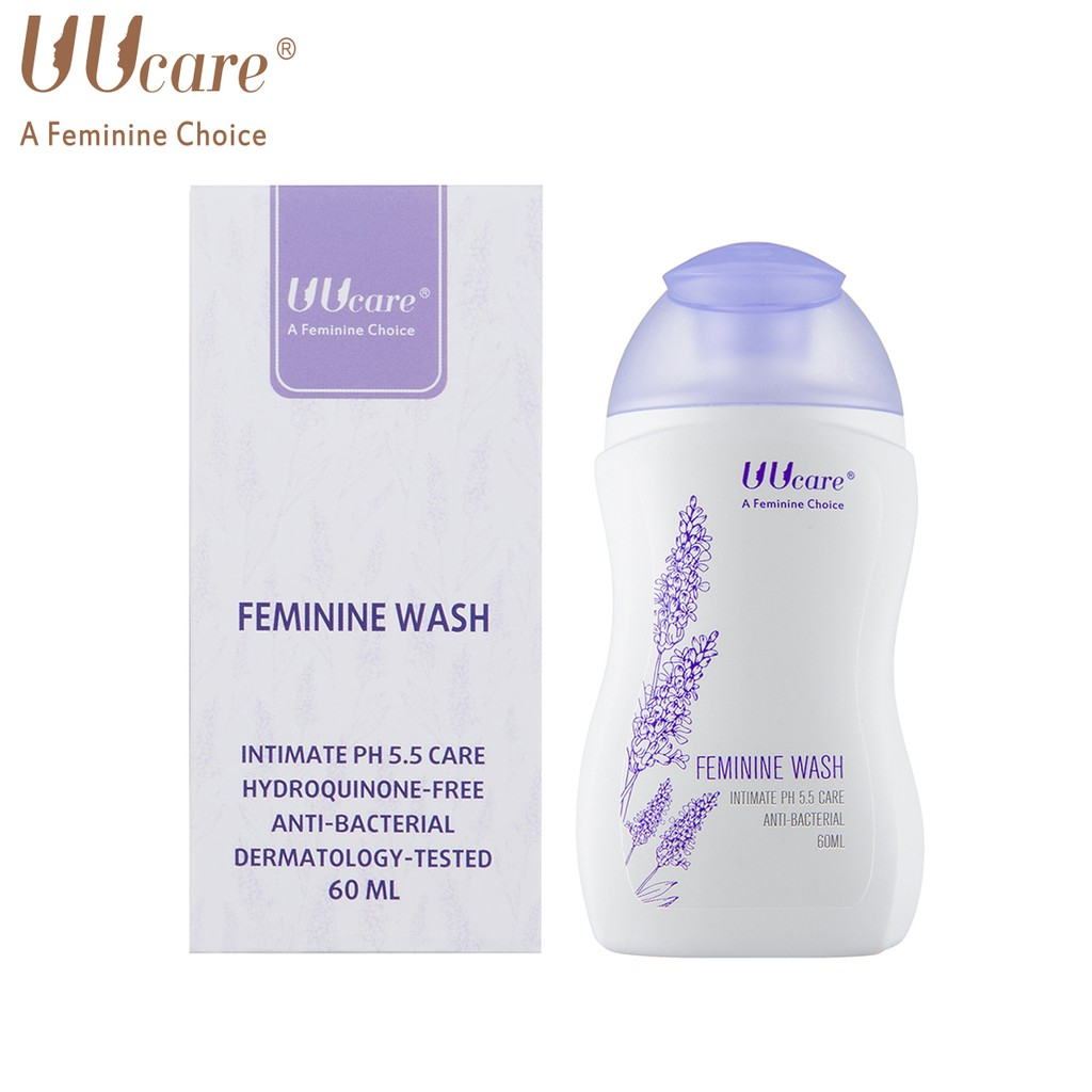 Dung dịch phụ nữ UUcare 60ml
