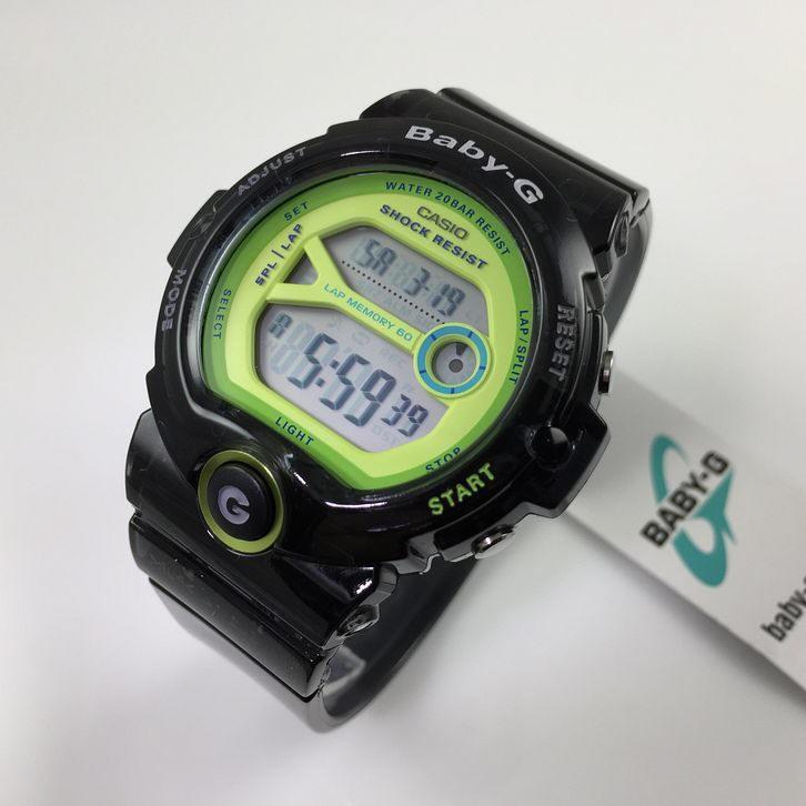 Đồng hồ dây nhựa Casio Baby-G Nữ BG-6903-1B chính hãng bảo hành 5 năm Pin trọn đời