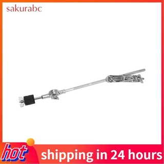 Sakurabc Extension Clamps Stand Cymbal Clip Folder Reliable