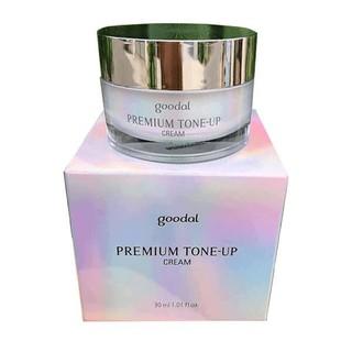 Kem Dưỡng Trắng ốc sên Goodal Premium Snail Tone Up Cream 30ml
