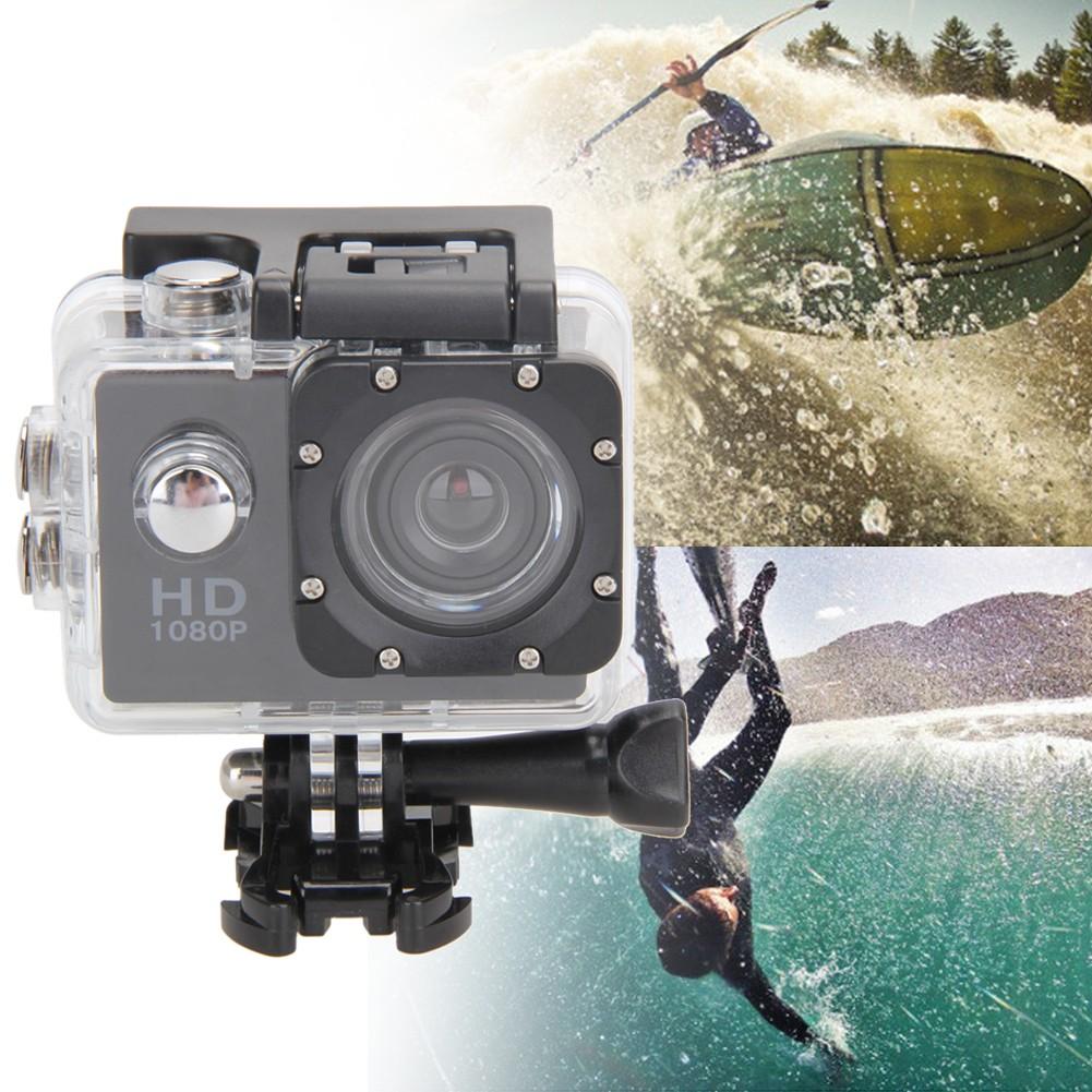 Máy quay hành trình thể thao chống nước 5MP HD 1080P