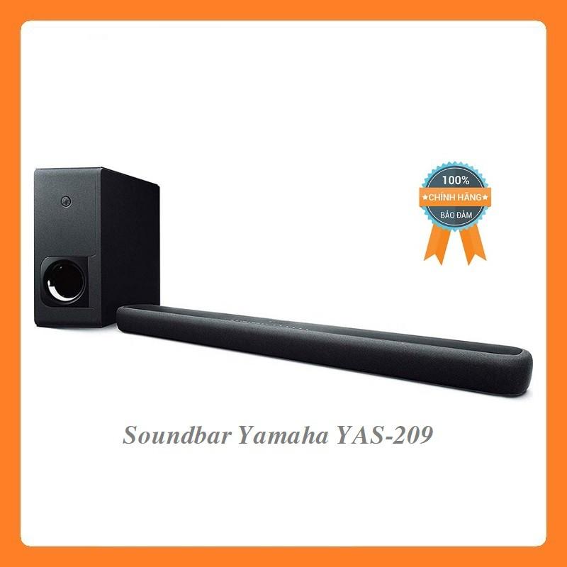 Loa Soundbar Yamaha YAS-209 hàng chính hãng bảo hành 12 tháng