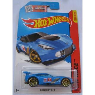 Xe mô hình Hot Wheels Corvette C7.R CFL26
