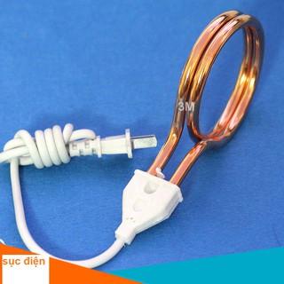 Sục Điện 220v-1500W Loại tốt