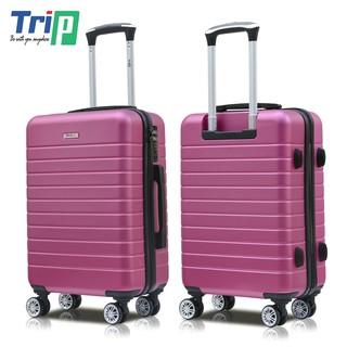 Bộ 2 Vali nhựa TRIP PC911 Size 20 + 24inch bảo hành 5 năm, 1 đổi 1 năm đầu tiên thumbnail