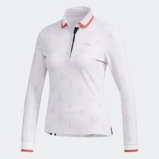 [Mã WABRDAS150 giảm 15% tối đa 100K đơn 399K] Áo polo adidas GOLF LD Button-Down Nữ Màu trắng FJ4348 thumbnail