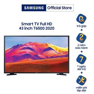 [Nhập ELSAMMAR - giảm 5%] - Smart Tivi Samsung 43 Inch Full HD UA43T6500AKXXV - Miễn phí lắp đặt thumbnail