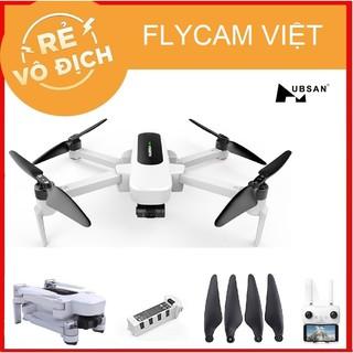 [GIÁ HỦY DIỆT] Máy bay Flycam Hubsan Zino H117S , Gimbal 3 Trục, Camera 4K Siêu Nét, FPV 1 KM, Pin Trâu Bay 23 Phút