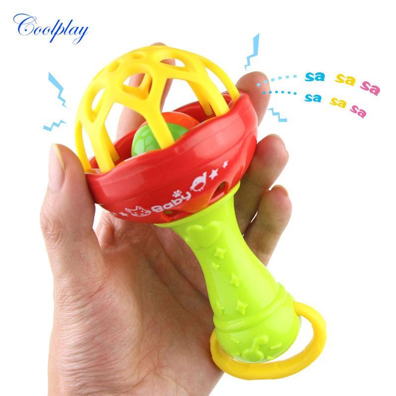 1 đồ chơi mềm cho bé đang mọc răng không độc hại