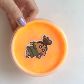 Ramen Shin slime xốp siêu giòn ( tặng jibbit+ cốm)