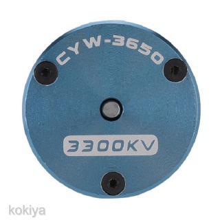 F540 3300KV Slot Brushless Motor Sensorless for RC 1/10 1/12 Car Accessories