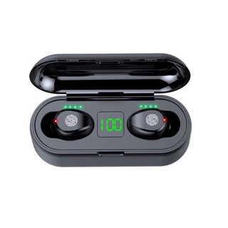 Tai nghe bluetooth AMOI F9 nút bấm cảm ứng - Tai nghe bluetooth cao cấp phiên bản 5.0