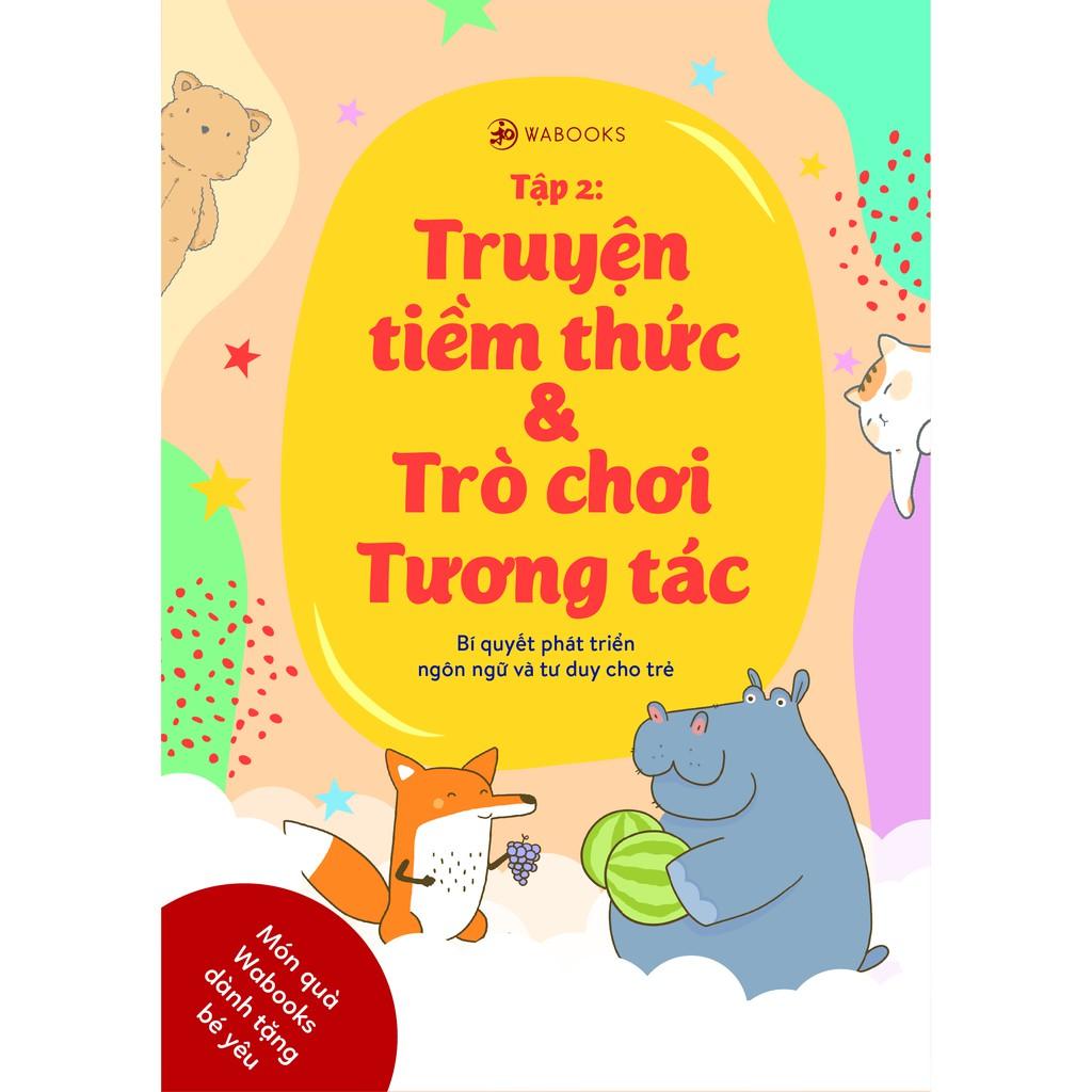 Sách Truyện Tiềm thức và Trò chơi tương tác - Dành cho bé tập nói tập đọc    Nông Trại Vui Vẻ - Shop