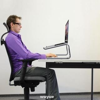 Giá Đỡ Laptop Dạng Lưới Tản Nhiệt Tiện Dụng