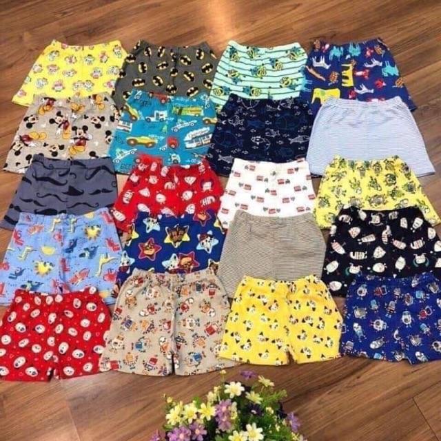 Combo 10 quần carter cho bé