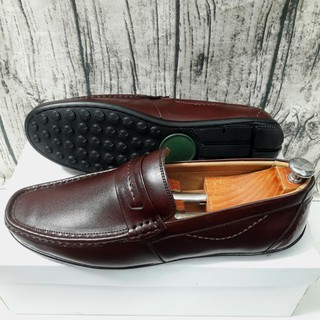 [ Giày Size Khủng 44-45-46-47-48 ] Giày mọi nam da bò size lớn