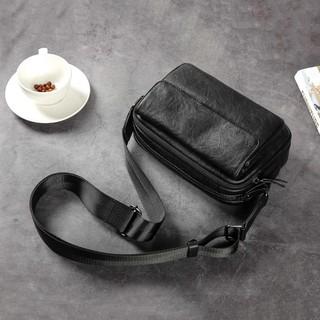 Túi đeo chéo nam nữ da pu mềm lv cao cấp thời trang đi học unisex mini trước ngực hàn quốc đựng điện thoại chống nước rẻ