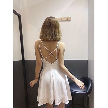 Sale150K cami white dress