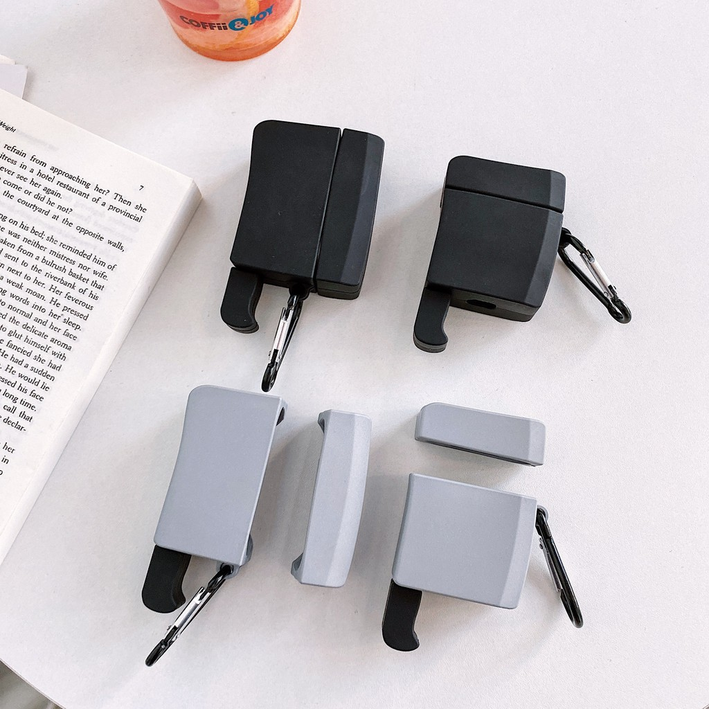 airpods case Creative kitchen knife airpods pro case soft silicone airpods gen 1 2 pro protective cover