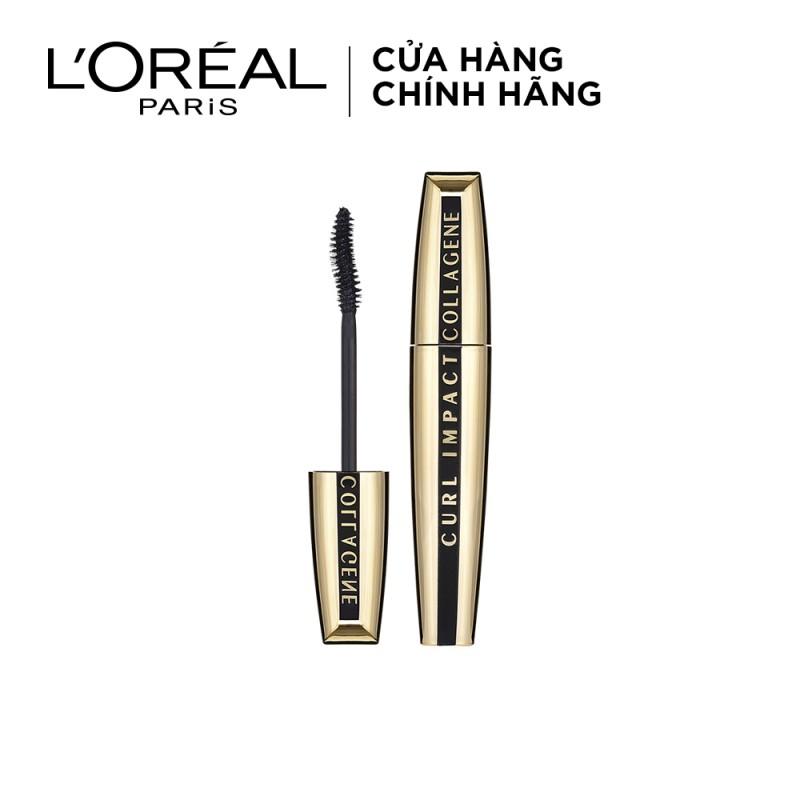 Mascara cong và dày mi L'Oréal Paris Curl Impact Collagene 11ml | Shopee  Việt Nam