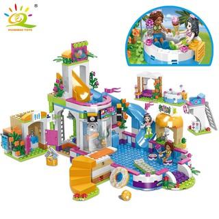 bộ đồ chơi công viên nước cho bé gái 9036
