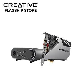 [Mã ELMALL1TR5 giảm 6% đơn 3TR] Bộ Giải Mã Âm Thanh Creative SoundCard BlasterX AE-9 - Hàng Chính Hãng