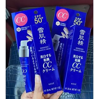Kem trang điểm CC Cream Sekkisei Kosei – hàng nội địa Nhật
