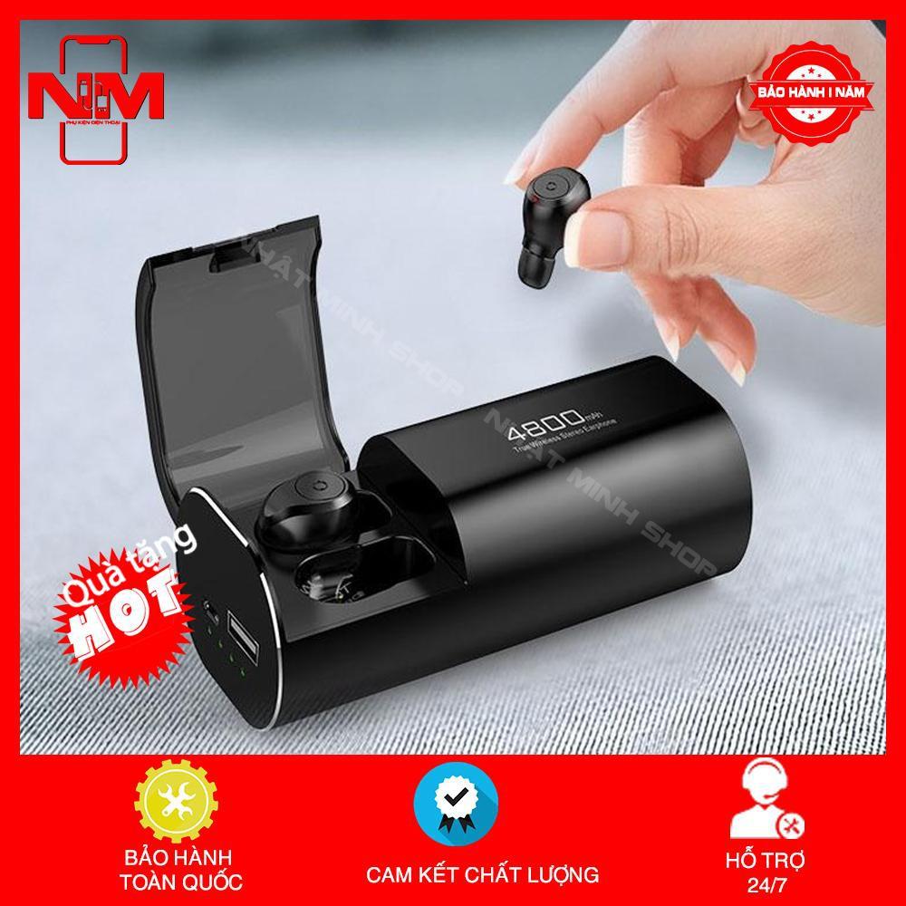 } Tai Nghe Bluetooth 5.0 TWS S11 - Chống Nước IPX5 - Pin 4800 - Tích Hợp Micro -Tự Động Kết Nối -Chống ồn CV
