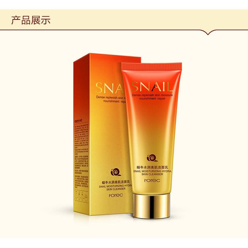 Sửa rửa mặt trắng sáng, trị mụn, dưỡng ẩm Ốc sên Rorec nội địa Đài Trung - 3018368 , 1137118086 , 322_1137118086 , 39000 , Sua-rua-mat-trang-sang-tri-mun-duong-am-Oc-sen-Rorec-noi-dia-Dai-Trung-322_1137118086 , shopee.vn , Sửa rửa mặt trắng sáng, trị mụn, dưỡng ẩm Ốc sên Rorec nội địa Đài Trung