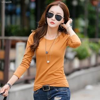 Áo Khoác Cotton Trắng Dài Tay 95% Cho Nữ