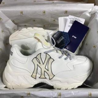 [Mã FAMAYWA giảm 10k đơn từ 50k] [Sale Lớn 5.5] Giày thể thao 𝐌𝐋𝐁 NY Vàng nam nữ full box