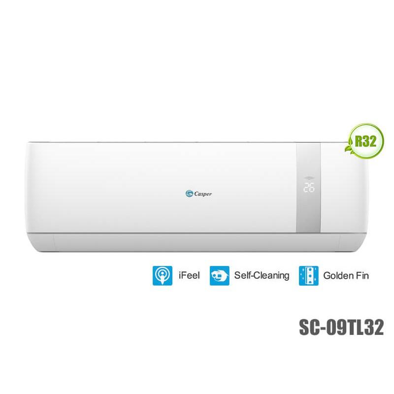 Điều hòa Casper 9000BTU (1HP)  SC-09TL32 - 1HP - Thái Lan.