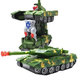Xe tăng biến hình robot 2 in 1