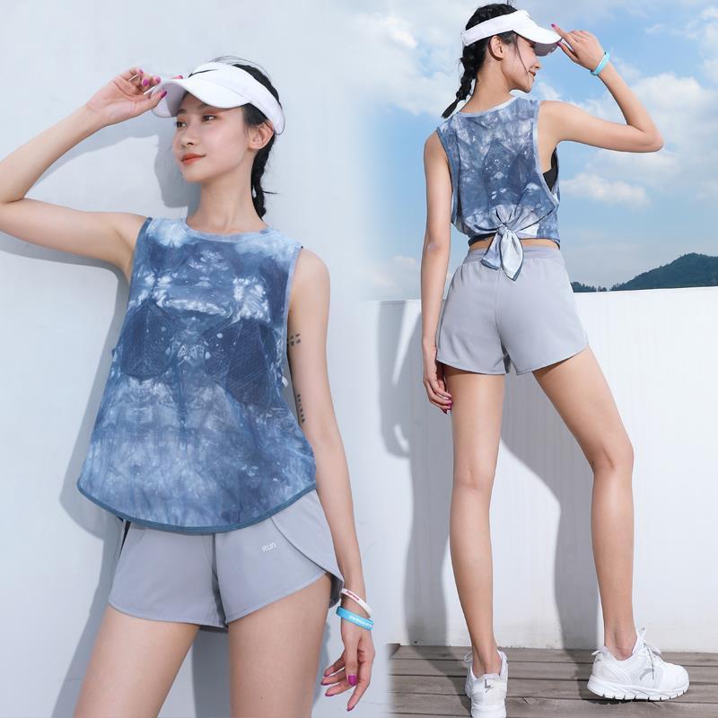 Mặc gì đẹp: Năng động với (AT7)Áo tanktop nữ tập thể thao Louro LA71, kiểu áo tập gym, yoga, zumba nữ sát nách chất liệu thoáng mát, siêu co giãn