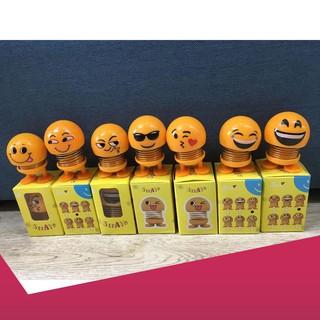 [ GIẢM GIÁ ] Lò xo Emoji – Emoji lò xo lắc lư cho đời thêm vui – hàng loại 1 – có video [ GIẢM GIÁ ]